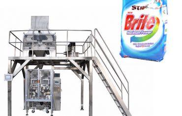 4頭線性稱重洗衣粉洗衣粉包裝機