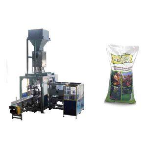 全自動穀物50kg大袋化肥包裝機