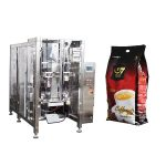 Automatic quad seal bag packaging machine