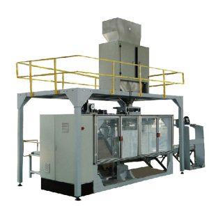 高自動化包裝機,粉末大袋灌裝封口線,操作方便