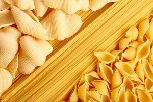 意大利面和穀物