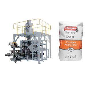 粉末袋裝機20kg麵粉大袋包裝機用封口機