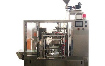 旋轉式填充密封,帶有用於液體和糊狀物的填料