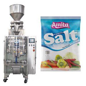 立式自動袋裝鹽包裝機
