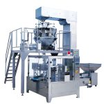 automatic snacks food packing machine