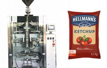 500g-2kg番茄醬醬料包裝機
